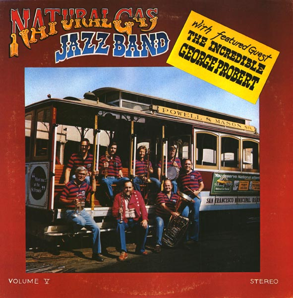 Natural Gas Jazz Band